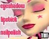 Punkette Candy Makeup