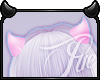 `Pastel Pink Horns