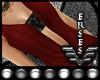 -V- Trendy Tops Red