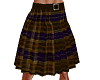 TF* Navy & Brown KILT