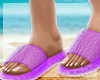 🌊 JELLY Slides Purple