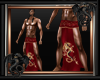 Red Dragon Loincloth