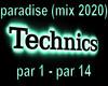 paradise  (mix 2020)
