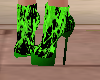 poison kitty boots