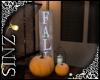 Fall Porch Deco ~