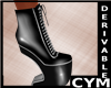 Cym Heelless  Derivable
