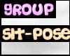 One piece group pose