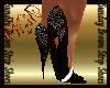 MzM Brown Stripe Shoes