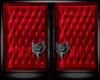 DivineSatanic Door red