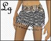 Lg Arabian Glitter Skirt