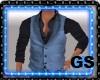"""""""GS"""" VEST & SHIRT #6"""
