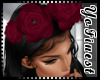 Black Beauty Crown-Blk