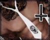 |M| Octo Tie White