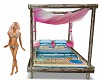 Beach Lounger Bed 4 Two