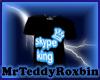 (M) Skype King Tshirt