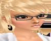 Chic Slate Grey Glasses