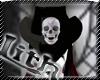 [lith]skull cowboy hat M