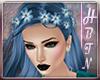 {HP} BlueFlowers HeadDrs