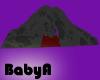 BA Black Volcanic Cavern