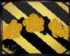 Gold Rose Headdress