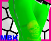 [MBK] Lime Green Jeans
