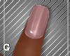 Light Rose Nails