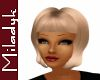 MLK Heart hair Blonde