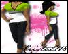 +Cc+ Glow Green Plus Fit