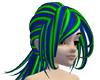 Green Blue Tania