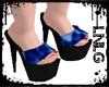 L:LG Heels-Wild Blue