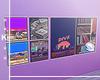 Pixel's Wall Art V.2