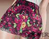 !A flower skirt