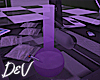 !D Purple Bong