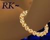 Glittering Gold Brace2 L