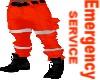 Rescue SES Pants + Boots