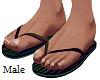 Rave Flip Flops M