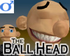 G` Ball Head - Male
