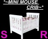 Mini Mouse crib/no baby