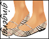 kids burberry flats