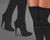 ~A: Black Strass Boots