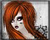 Charice Orange Black