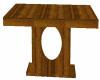 Wood Coffeetable 1