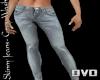 Skinny Jeans-Grey Wash