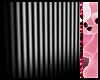 ^j^ Striped Wall Goth