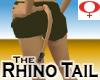 Rhino Tail -Womens