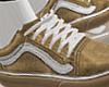 OFWGKTA Vans White/sock