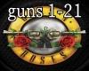 guns n roses remix