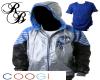 COOGI BLU ICE HOODY&TEE