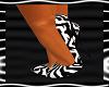 Zebra Abstract Pumps