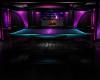 Neon purple  dance  club